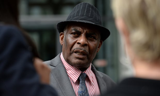 Neville Lawrence voiced his backing for peaceful anti-racism protests_Photograph Kirsty O-ConnorPA